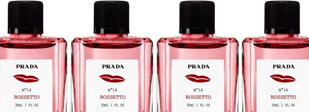 Новый аромат в коллекции Prada Exclusives