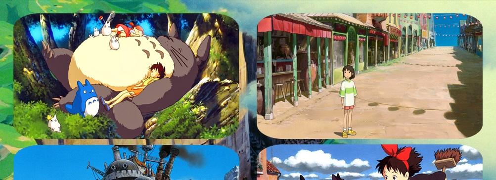 Лучшие мультфильмы Хаяо Миядзаки