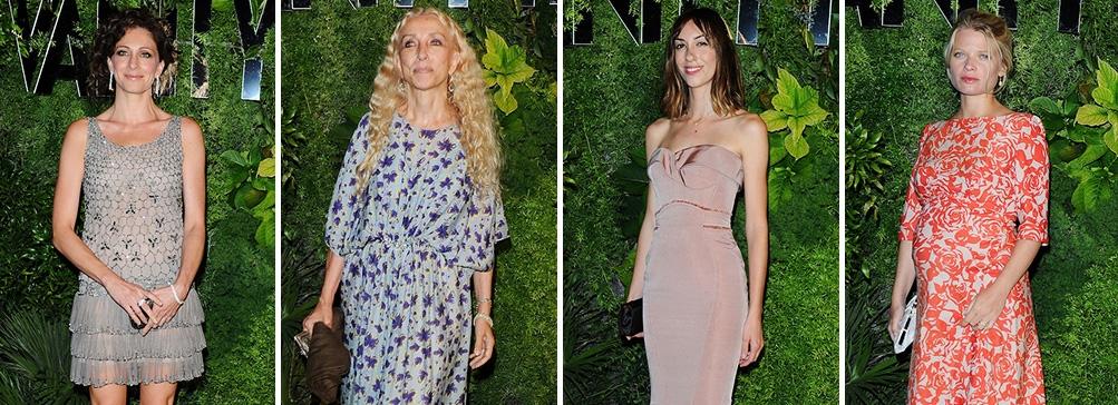 Вечер в честь 10-летия итальянской версии Vanity Fair