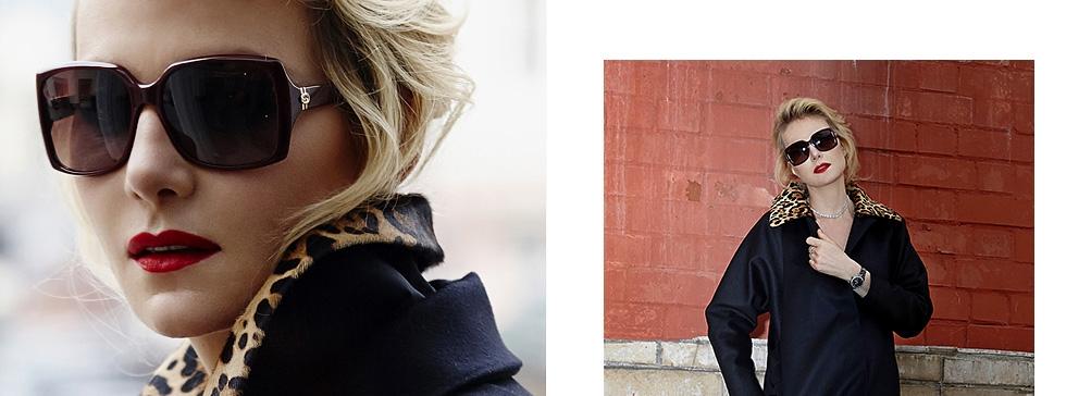 Рената Литвинова в съемке Buro 24/7 x Gucci