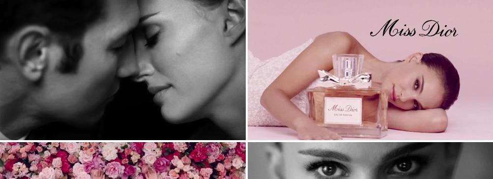 Натали Портман в рекламе нового аромата Miss Dior
