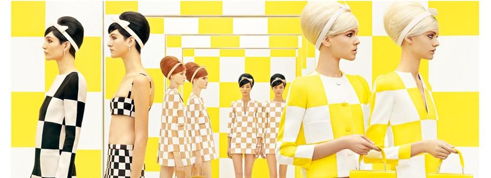 Весенне-летняя кампания Louis Vuitton
