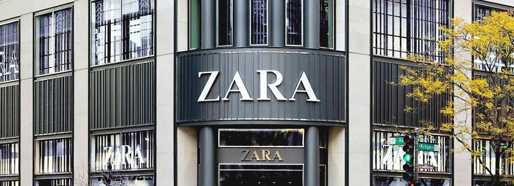 Zara бросает вызов рецессии