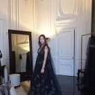 One more amazing choice by @Maisonvalentino couture #dresshunting