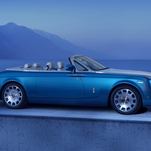 Rolls-Royce представили серию Phantom Drophead Coupé