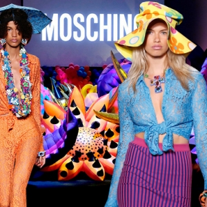 Обзор Buro 24/7: Moschino, resort 2017