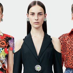 Коллекция Christopher Kane, resort 2015