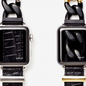 Объект желания: Sacai для Apple Watch