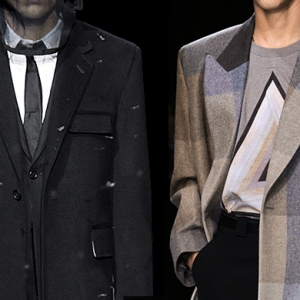 Обзор Buro 24/7: Paul Smith, Thom Browne