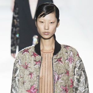 Dries Van Noten, коллекция весна-лето 2018