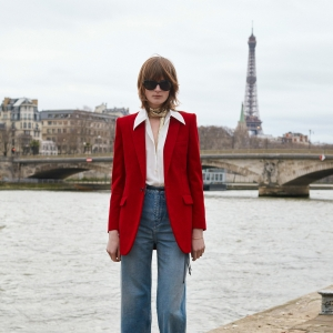 Saint Laurent, коллекция Pre-Fall 2020