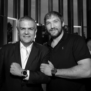 В Москве прошла FIFA World Cup Russia HUBLOT Closing Party
