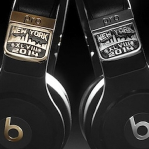 Наушники Beats by Dr. Dre в честь Super Bowl 2014