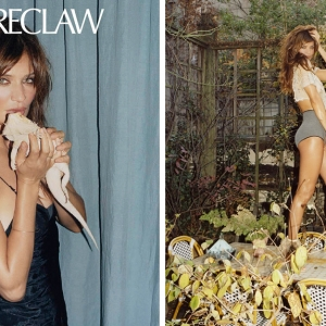 Хелена Кристенсен на обложке FutureClaw
