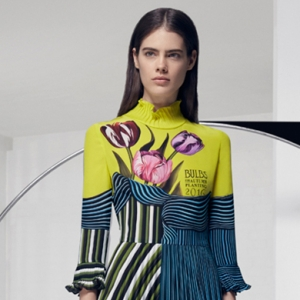 Обзор Buro 24/7: Mary Katrantzou, resort 2016