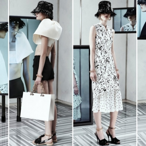 Коллекция Balenciaga resort 2014