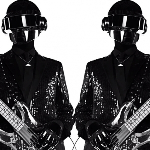 Daft Punk для Saint Laurent