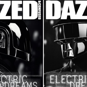 Daft Punk на обложке Dazed & Confused