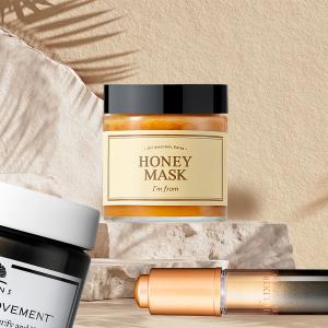 Расплавленное золото: маски, сыворотки и кремы с медом