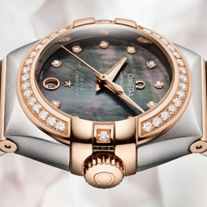 Новые часы Constellation Tahiti от Omega