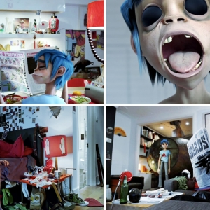 Gorillaz, James Murphy, Andre 3000 — DoYaThing