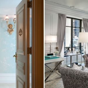 New York St. Regis. Tiffany & Сo Suite