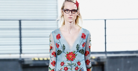 Обзор Buro 24/7: Gucci, resort 2016