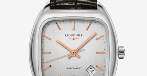 Новые часы The Longines Heritage 1969