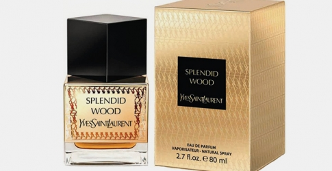 Splendid Wood — новый аромат Yves Saint Laurent
