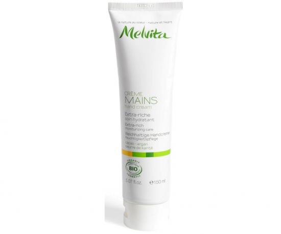 Melvita Extra-Rich Moisturizing Hand Cream
