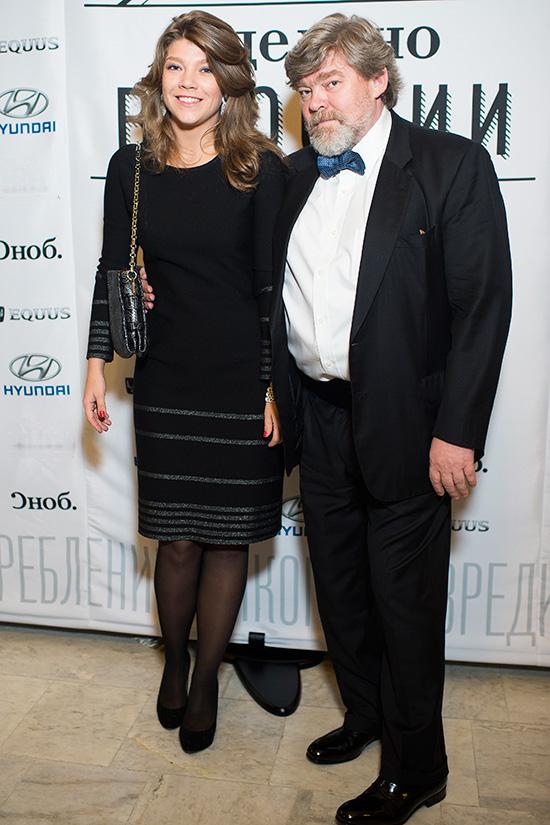 Варвара Ремчукова и Константин Ремчуков