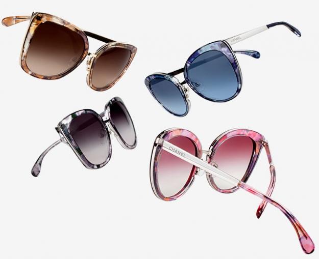 Весенний wish list: новые очки Chanel
