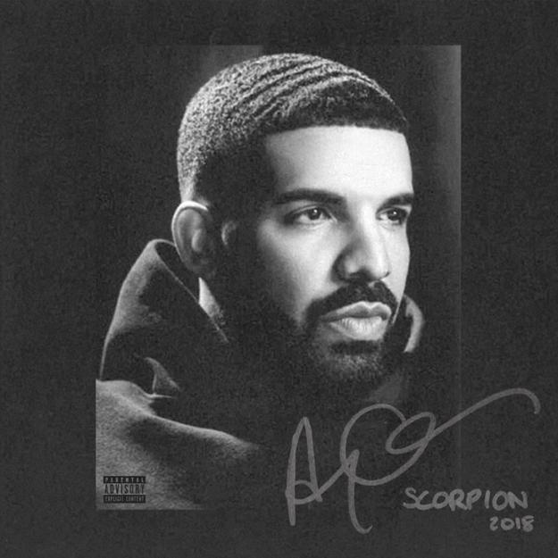 «Scorpion» Дрейка стал самым популярным релизом на стриминговых сервисах