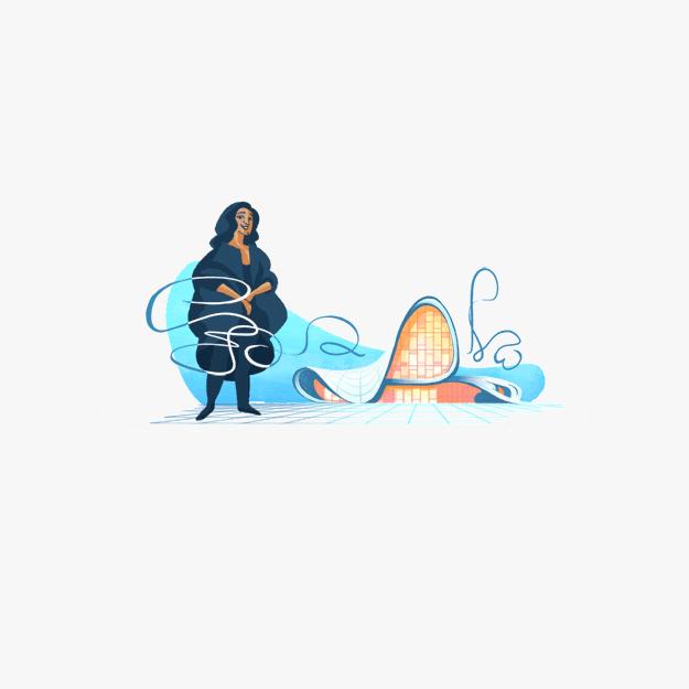 День «королевы архитектуры» Захи Хадид