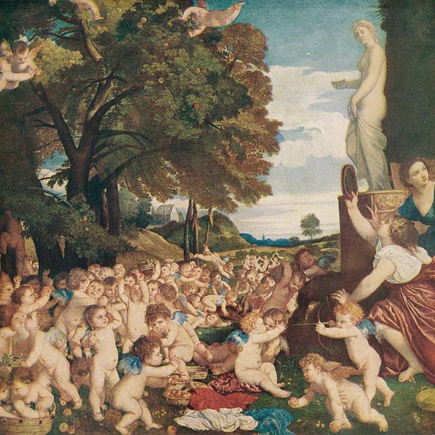 ВПушкинском музее пройдет выставка живописцев Тициана иВеронезе