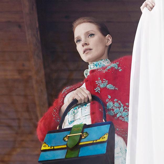 Джессика Честейн сыграет легендарную актрису Ингрид Бергман вновом кинофильме
