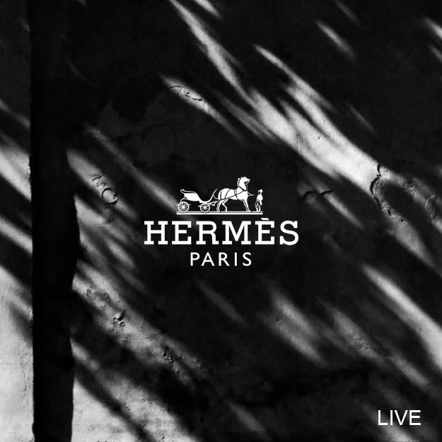 Прямая трансляция Hermès весна-лето 2018
