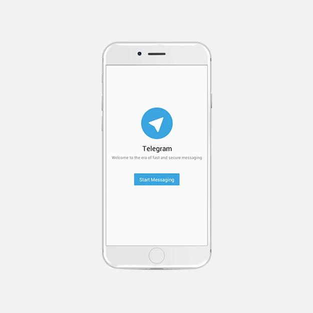 Telegram впервый раз заблокировал канал
