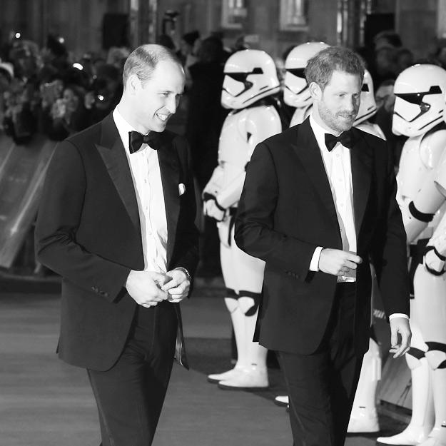 Новости Звездных Войн (Star Wars news): Принцев Гарри и Уильяма вырезали из «Звездных войн»