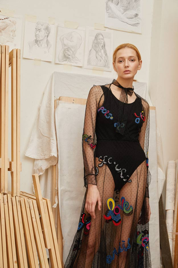 Платье Christian Dior — выбор Buro 24/7