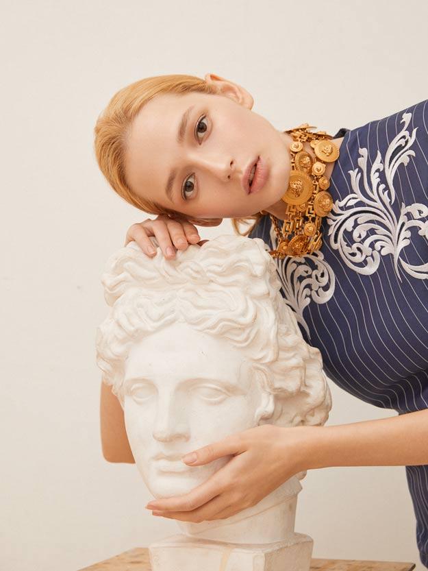 Ожерелье Versace — выбор Buro 24/7