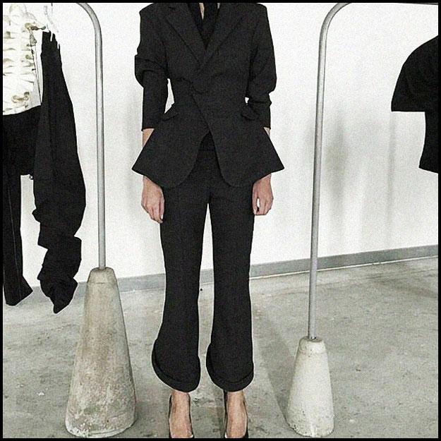 Модный инстаграм недели: стильные образы на каждый день от fhlurs
