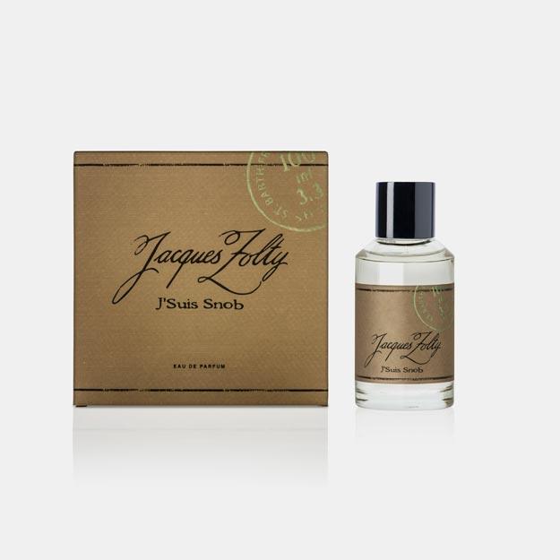 Из чего состоит парфюмерия Jacques Zolty