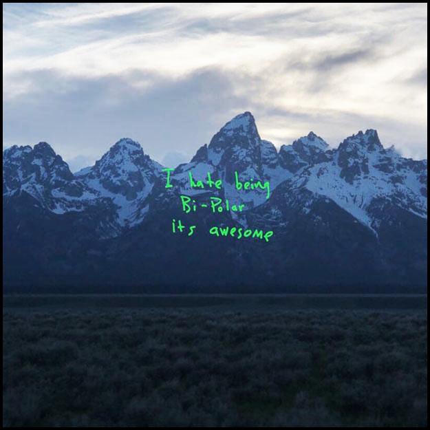 Почему обложку нового альбома Канье Уэста действительно стоит обсуждать