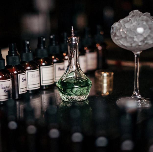 Бары, где можно попробовать коктейли по мотивам ароматов