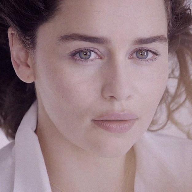Эмилия Кларк стала лицом Dolce & Gabbana