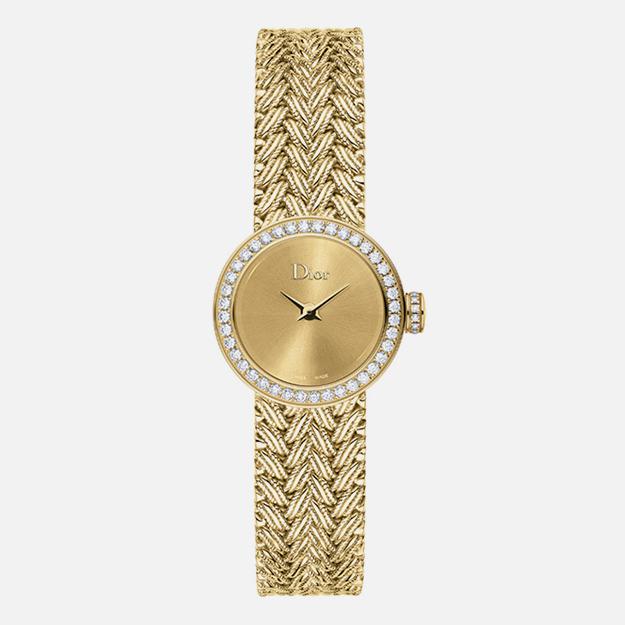 Dior представил три новые модели часов на выставке Baselworld 2017