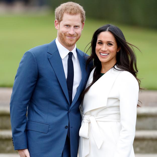 Смотреть 5 ярких примеров, как невеста принца Гарри копирует стиль Кейт Миддлтон видео