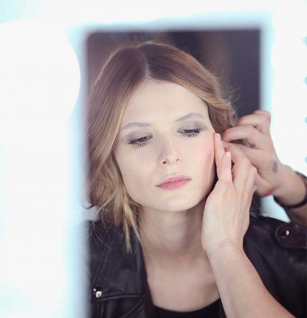 Тот, да не тот: чем отличался макияж на московском показе Giorgio Armani FW-2016