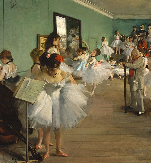 Супружеская пара подарила Музею д'Орсе картины на $ 188 миллионов